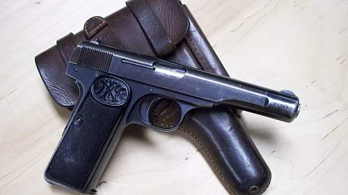 FN Browning M1922 Rig