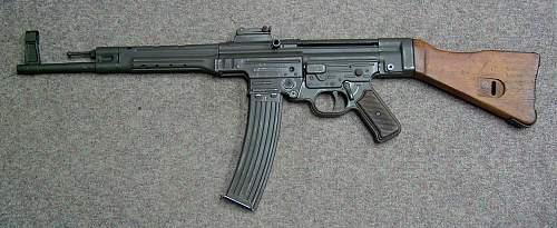 MP44 magazines