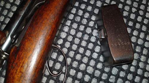 Swiss production P59 Rifle