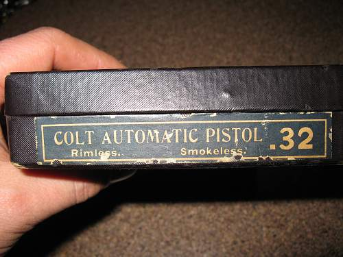 Hollywood Crime Dramas and the Colt Model 'M'