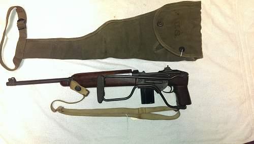 M1A1 Paratrooper Carbine