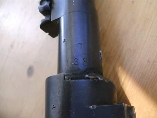 Polish wz29 rifle ???