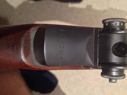 M1 Garand Help with Gas Cylinder