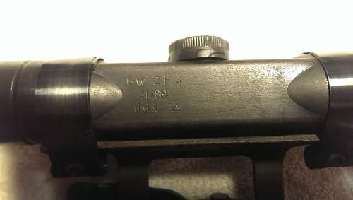 G43 Sniper ID??