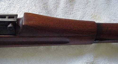 How about this early Rock Island 1903 rifle