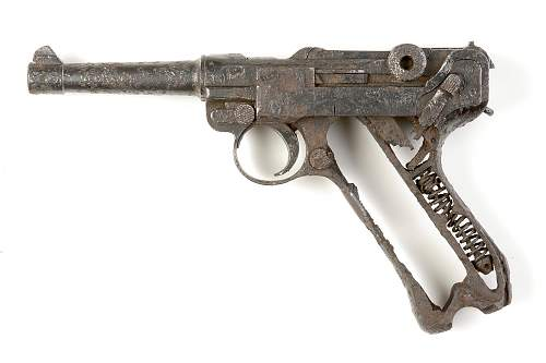 Luger relic