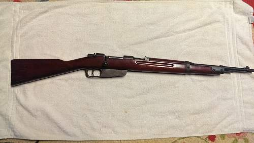 Two Carcano's