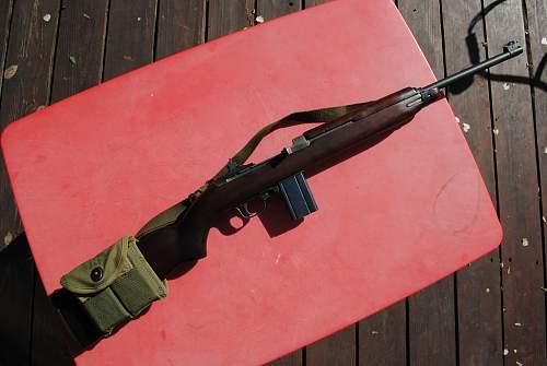 Im Carbine IBM