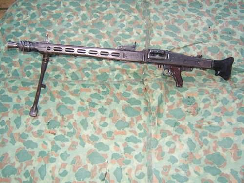 Query re Yugo M53 Machine Gun