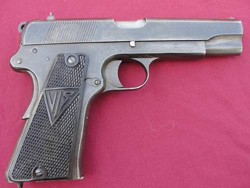 P35p Radom Pistol