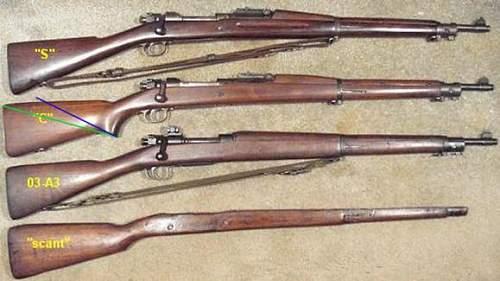 Ww2 gun stock ???