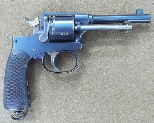 Rast-Gasser Model 1898