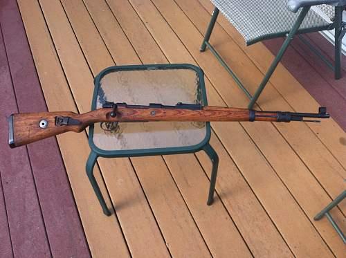 Mauser Kar98k information needed!