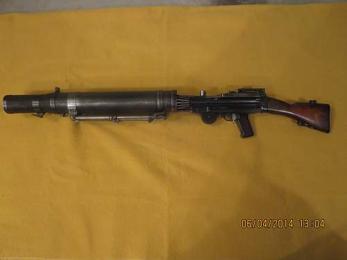 My 1918 US Colt/Australian/Turkish Vickers Mk.1 Medium Machine Gun