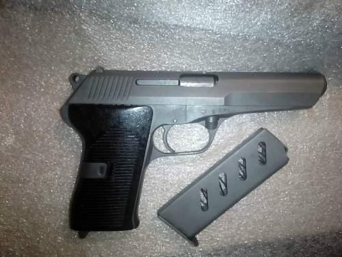 Mauser HSc, Ortgies & Cz Vz52
