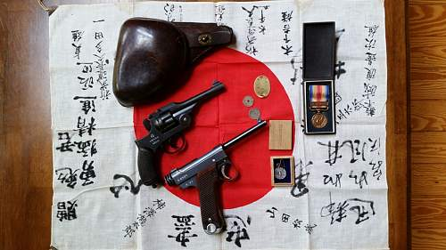 My assorted collections from WWI & WWII