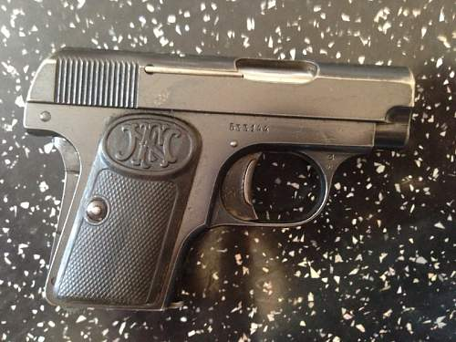 Baby Browning for sale in the UK