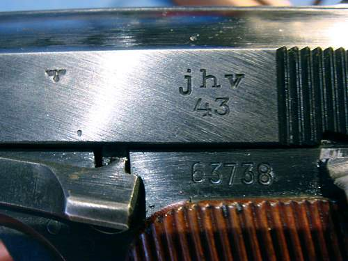 Added a new German Luftwaffe Issued JHV 43 Femaru