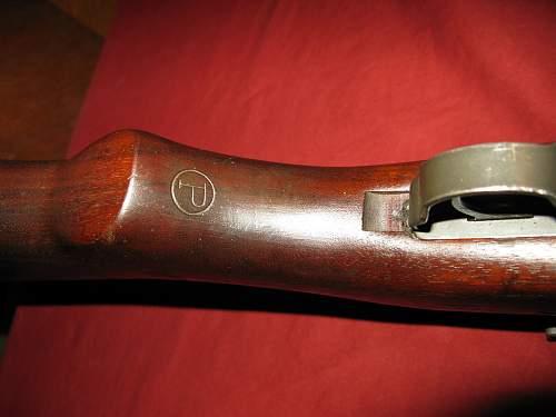 M1 Garand - 1955