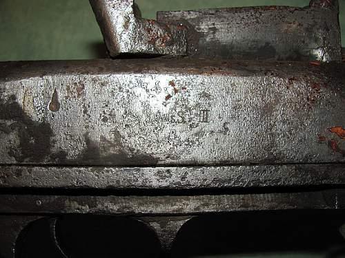 german degtarjov dp-27 mega rare
