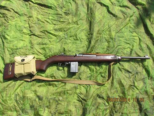 Click image for larger version.  Name:M1 Carbine (2).jpg Views:90 Size:338.2 KB ID:721750