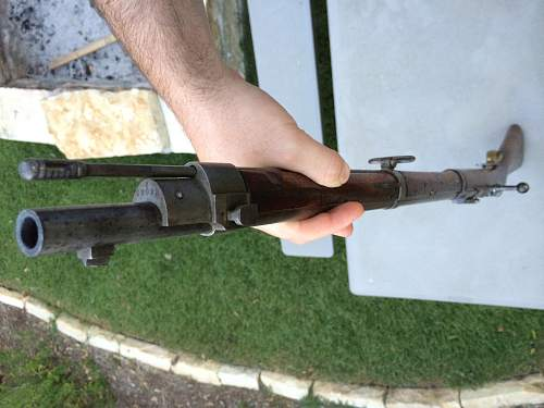 Infanterie-Gewehr 71 11X60mm The First Mauser