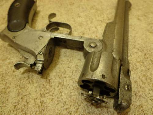 1879 Romanian Martini Henry and  1874 russian .44