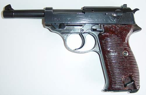 Click image for larger version.  Name:Walther P38..JPG Views:6522 Size:196.7 KB ID:7409