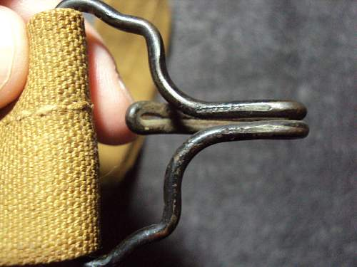 Ww2 japanese canvas rifle sling ???