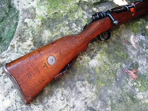 Steyr 1939 G.29o Mauser - Luftwaffe Rifle - Current Market Value