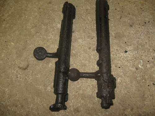 Unknown bolt