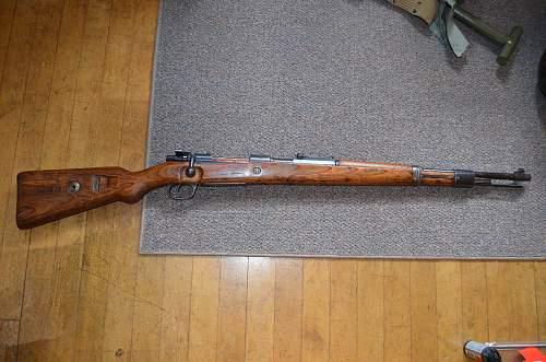 karabiner 98k byf 44