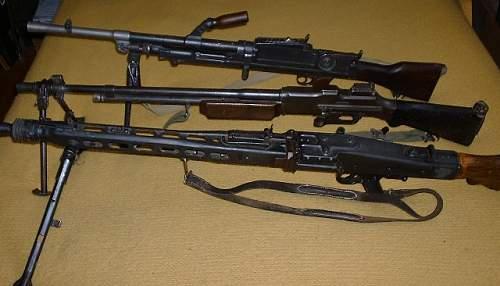 My Gun collection..
