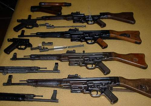 My Gun collection..