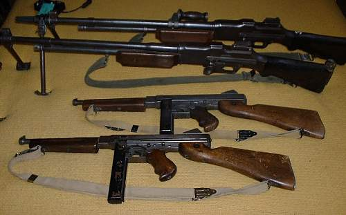 Some of my gunz!