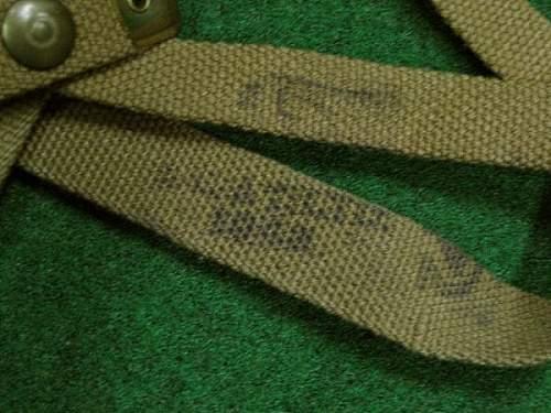 My Canadian No4 Mk1* rifle with bayonets