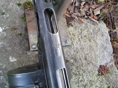 PPSh-41 markings