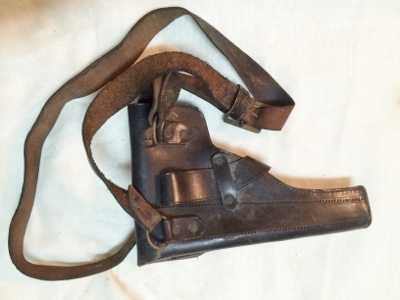 Help with a Holster id