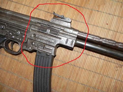 STG-44/MP-44  receiver front end