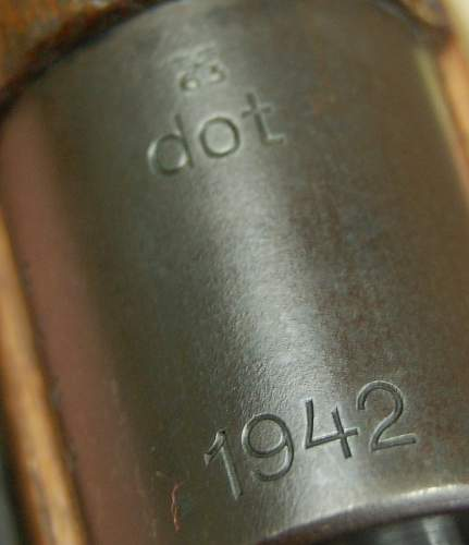 G.33/40 Rifles issued to who?