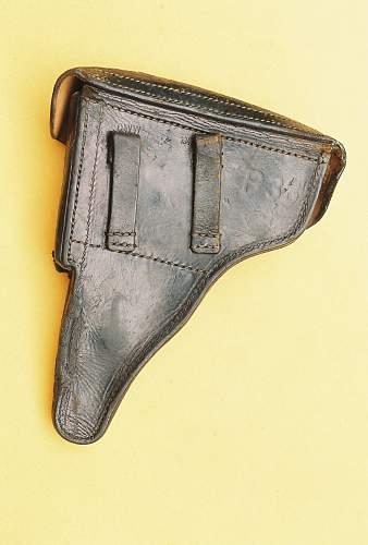 Interest in German Handgun Holsters
