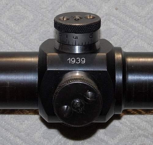 Russian PEM Sniper Scope, Real or Repro?
