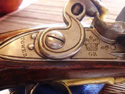 British Sea Service Pistol For Comment