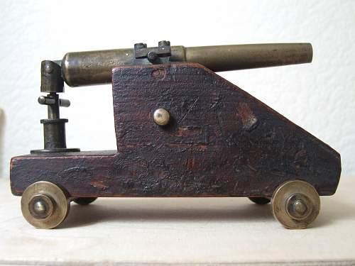 Georgian period cannon