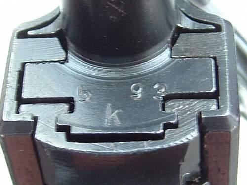 Mp40 & p38