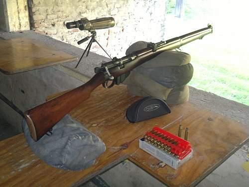 Lee Enfield MkIII* 1918 Cal .303