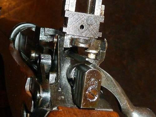 Lee Enfield No.5 MK1 Jungle Carbine.