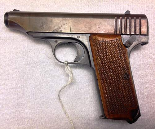 Japanese Hamada pistol...