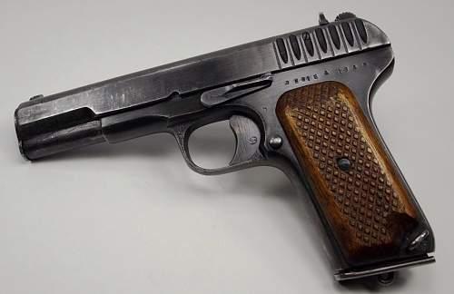 Tokarev TT33 1942...