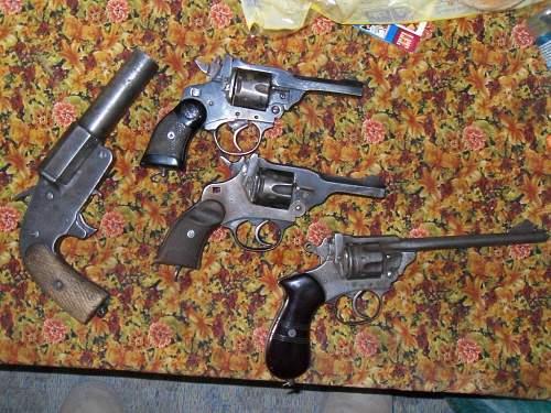 Guns in Afghanistan